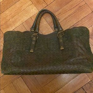 Incredible Bottega Venetia Intrecciato Corley bag